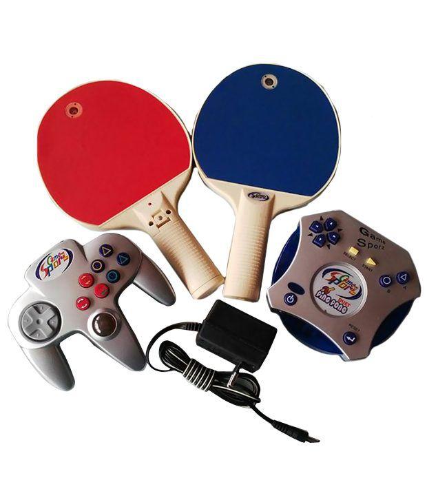 Elixir Virtual Table Tennis Video Game