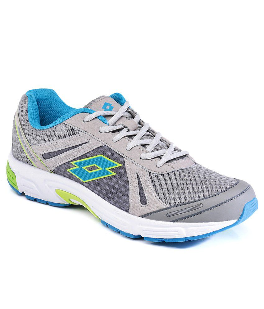 Lotto Venture Ii Grey Sport Shoes