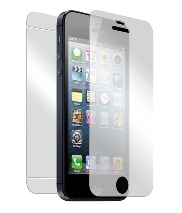Apple Apple iphone 5/5S Tempered Glass Screen Guard by NEUTRON