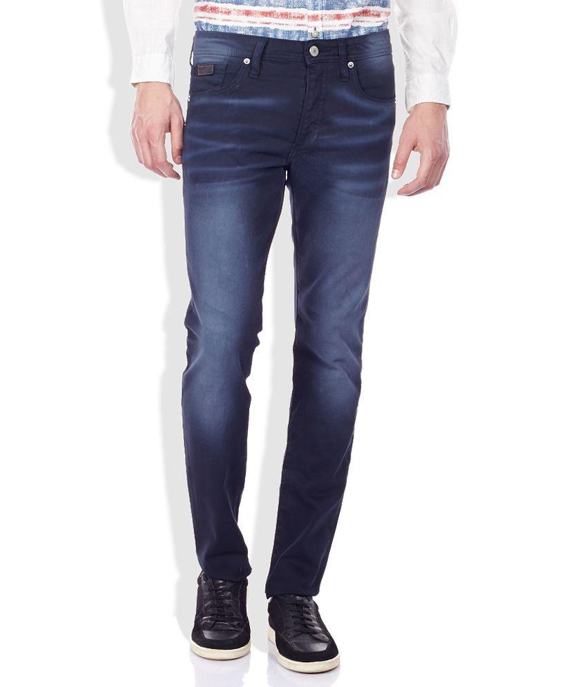 Jack & Jones Navy Jeans