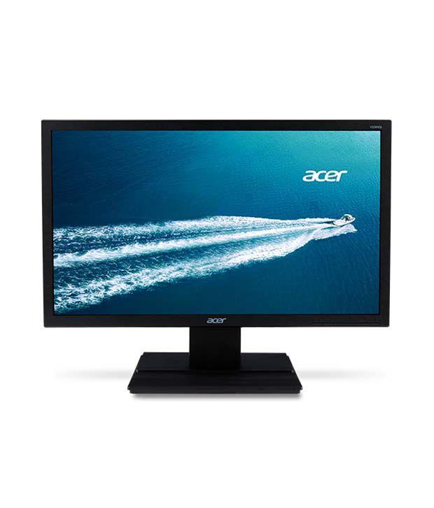 Acer 47 cm (18.5) V196HQL LED Monitor