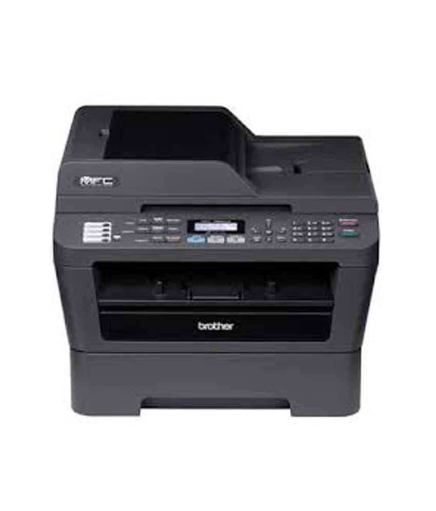 Brother MFC-L 2701DW Black & White All-In-One Laserjet Printer