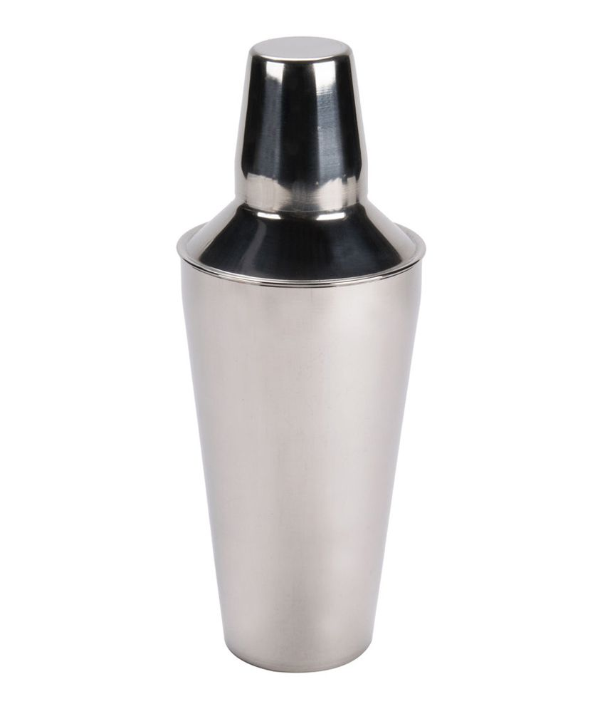Gifts And Style Silver Stainless Steel Cocktail Premix