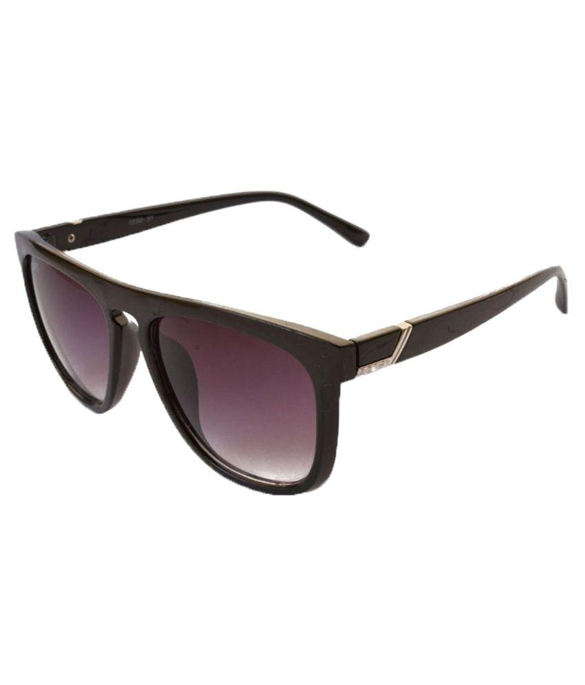 Eye Can See Black Wayfarer Sunglasses ( PrDownLine )
