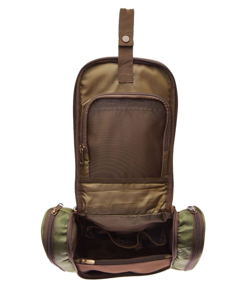 Swiss Military TB-2 Green Travel Toiletry Bag - Buy Swiss Military ... aa45ccc4095ff