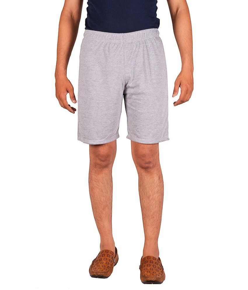DFH Light Grey Shorts