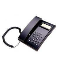 Beetel beetel c51 scheme Corded Landline Phone Black
