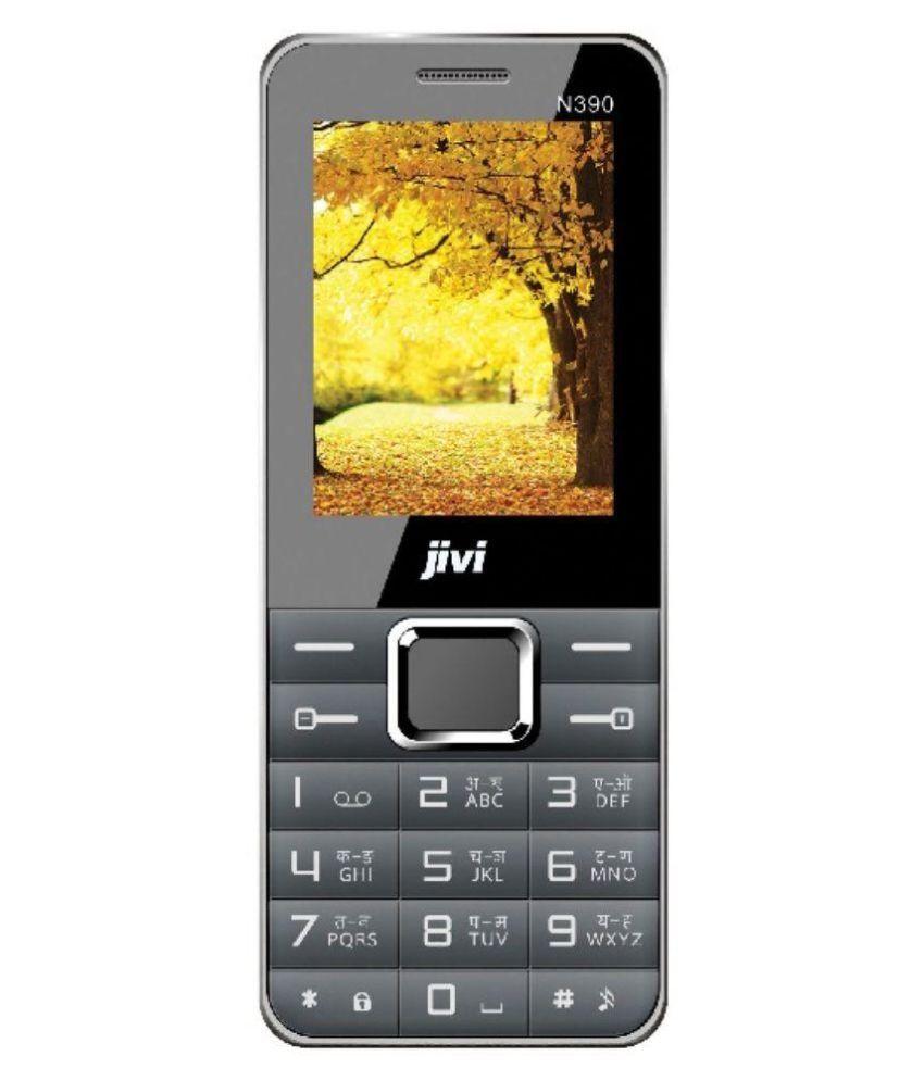Jivi N 390 Grey ( Below 256 MB Grey )