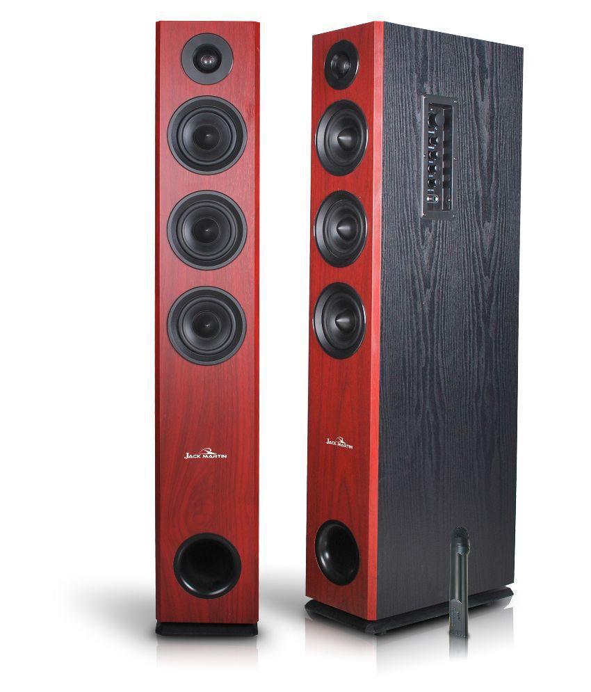 Jack Martin JM-99B Tower Speakers