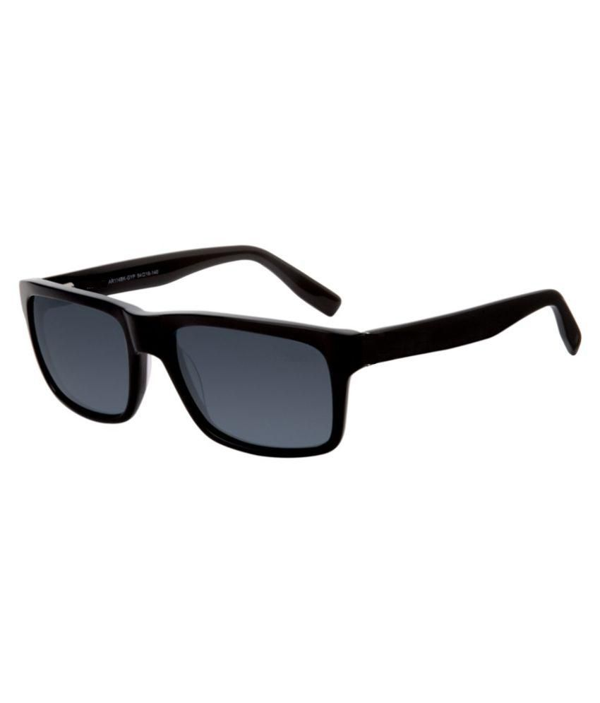 cd4a0c03a2a Vijex Grey Rectangle Sunglasses POLARIZED available at SnapDeal for Rs.800