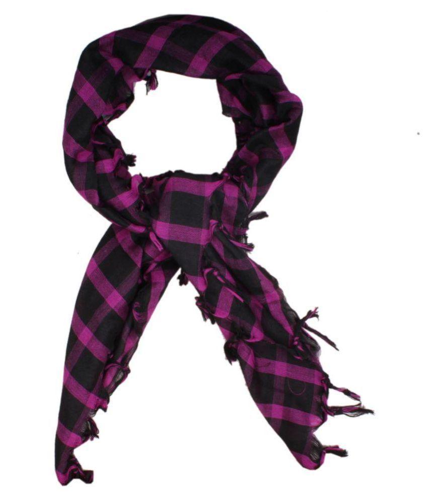 Jstarmart Multicolor Cotton Headwraps for Men