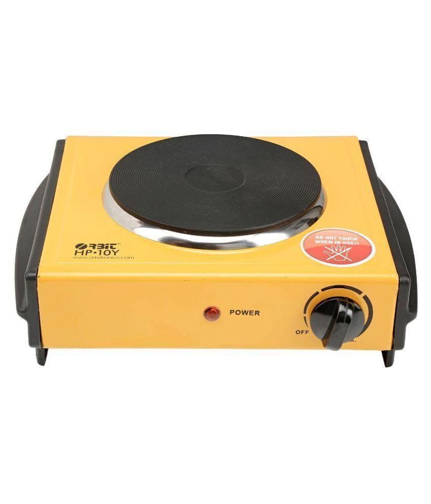 Orbit HP-10Y 1000 W Induction Cooktop