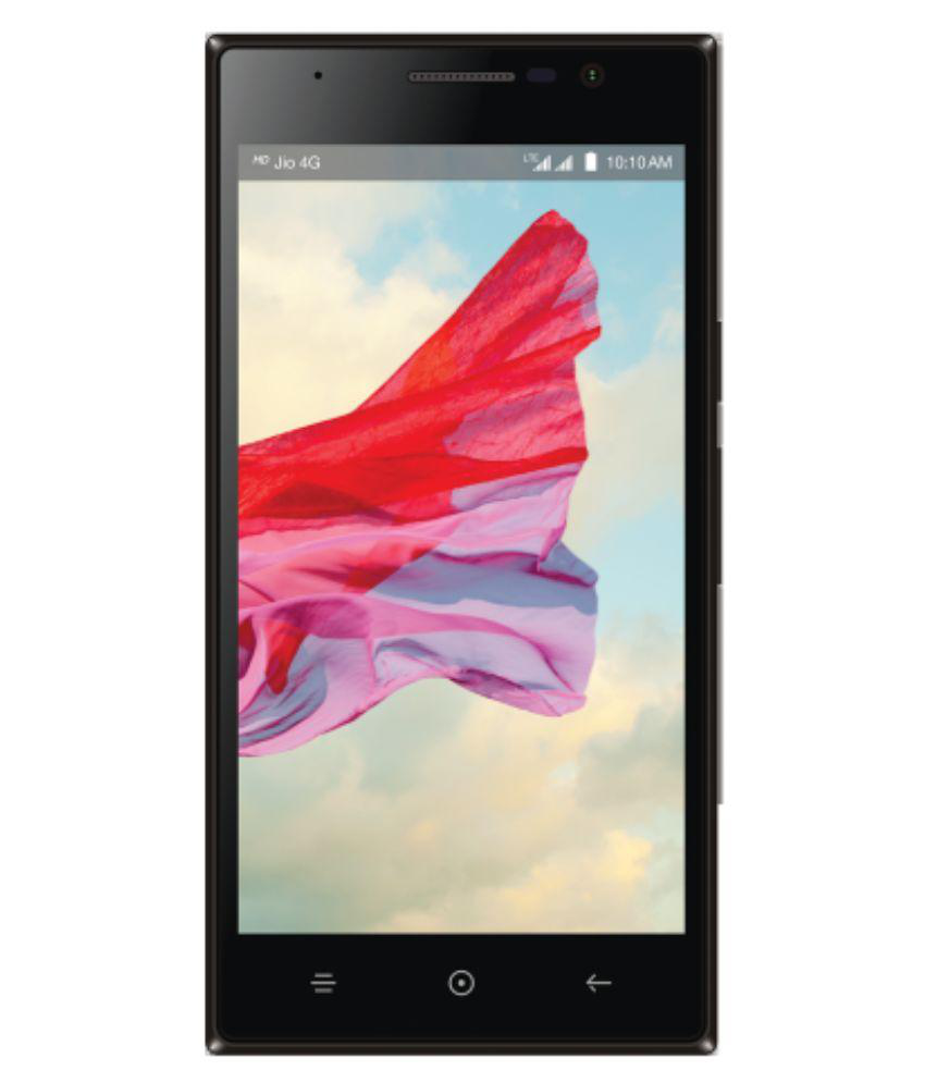 LYF LYF WIND 4 ( 8GB , 1 GB ) Black