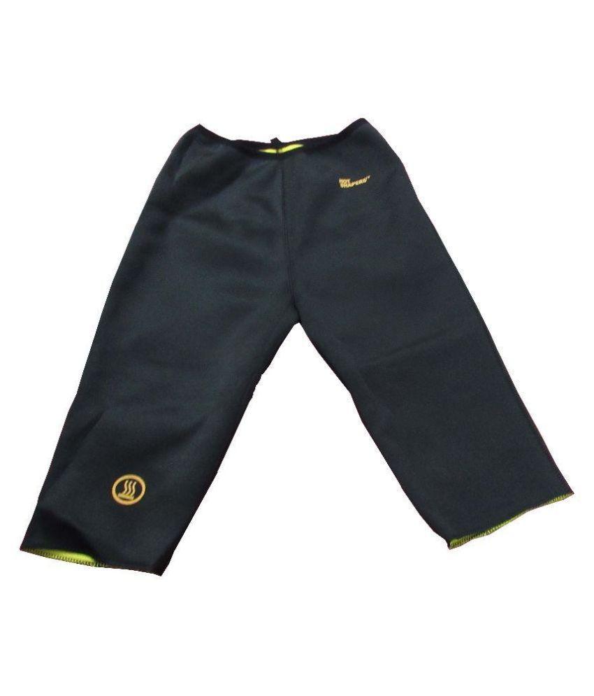 Nayka Black Lycra Slimming Bottomwear