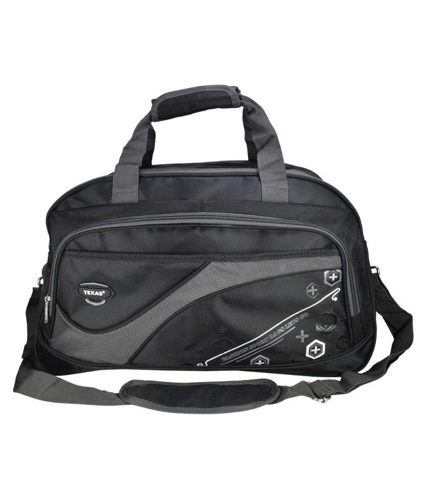 Cropp Black Gym Bag