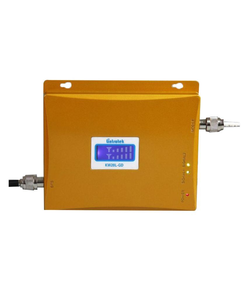 Lintratek Kw20L-GD All 2G Operator Mobile Signal Booster 3200 RJ11