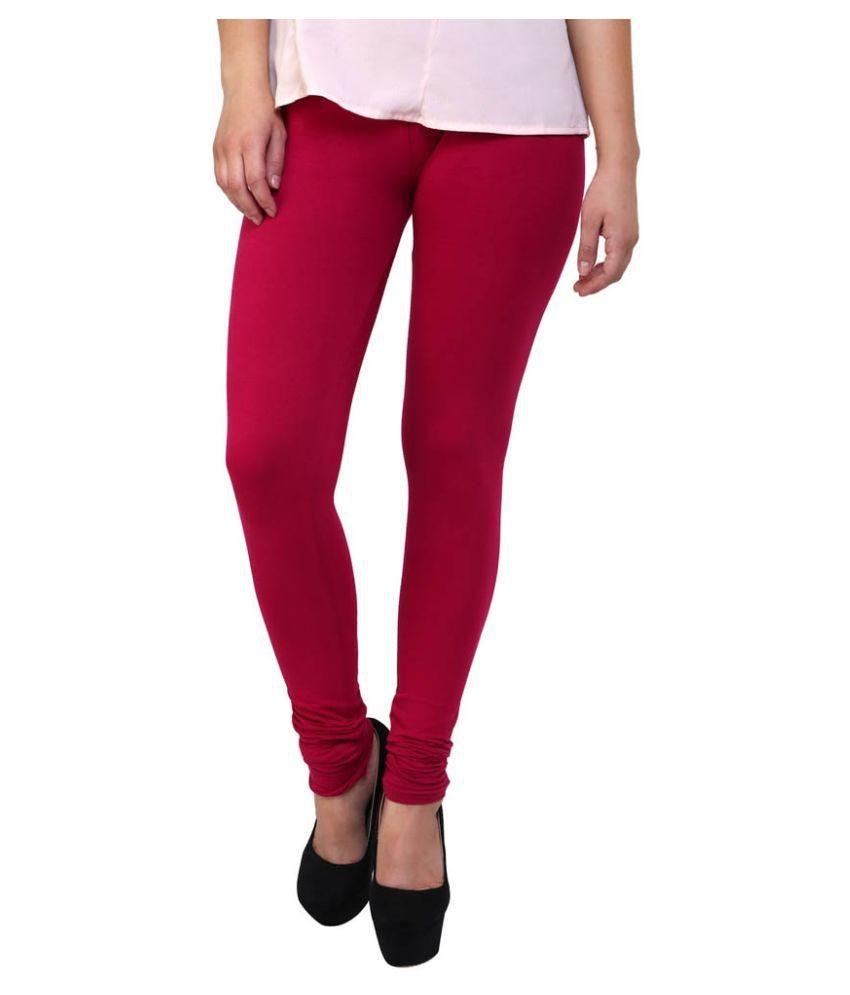 9cba272374376 Stylobby Multicoloured Cotton Lycra Leggings Stylobby Multicoloured Cotton Lycra  Leggings ...