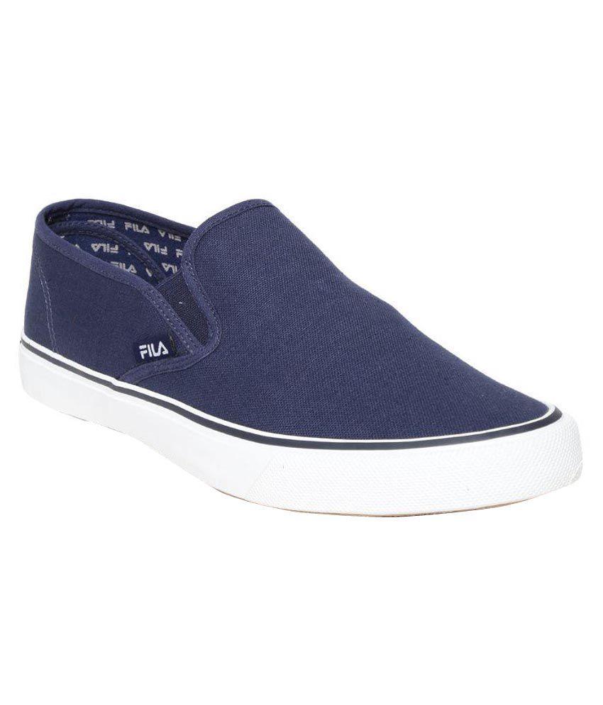 Online Fila Canvas Shoes