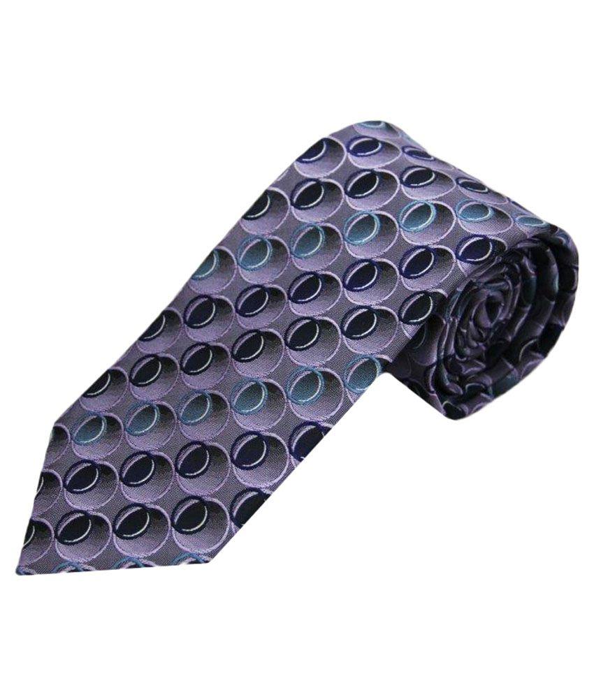 The Vatican Multicolor Micro Fiber Broad Tie