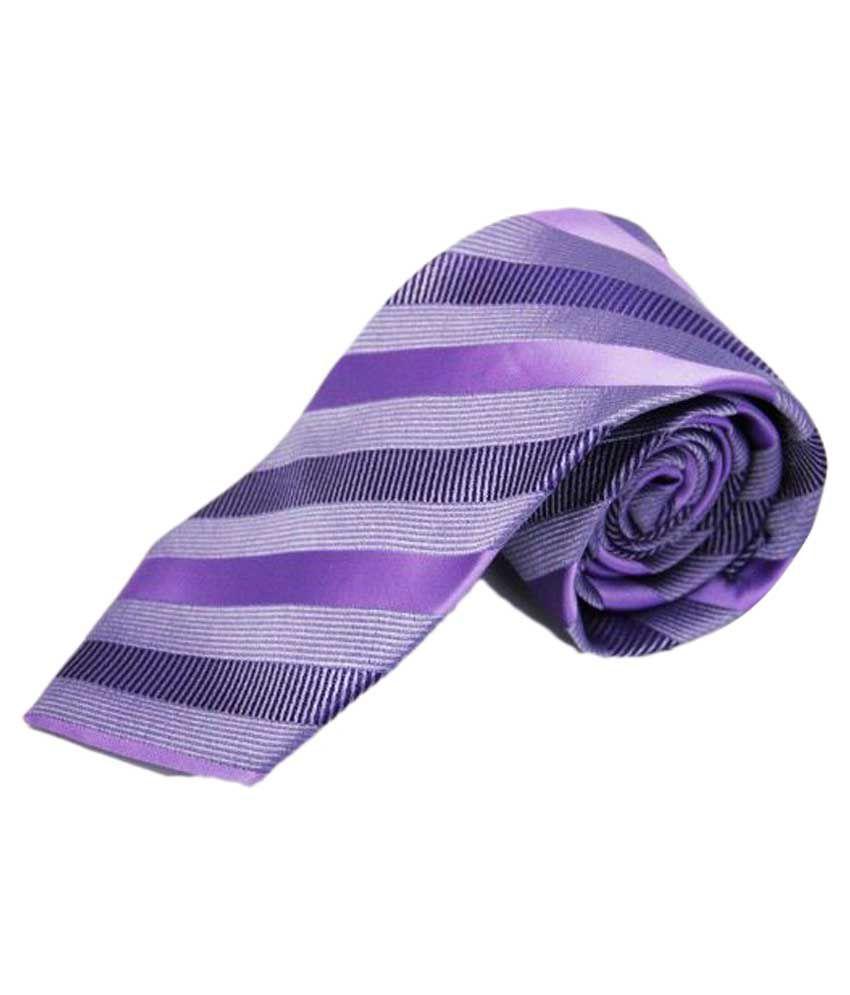 The Vatican Multicolor Silk Tie