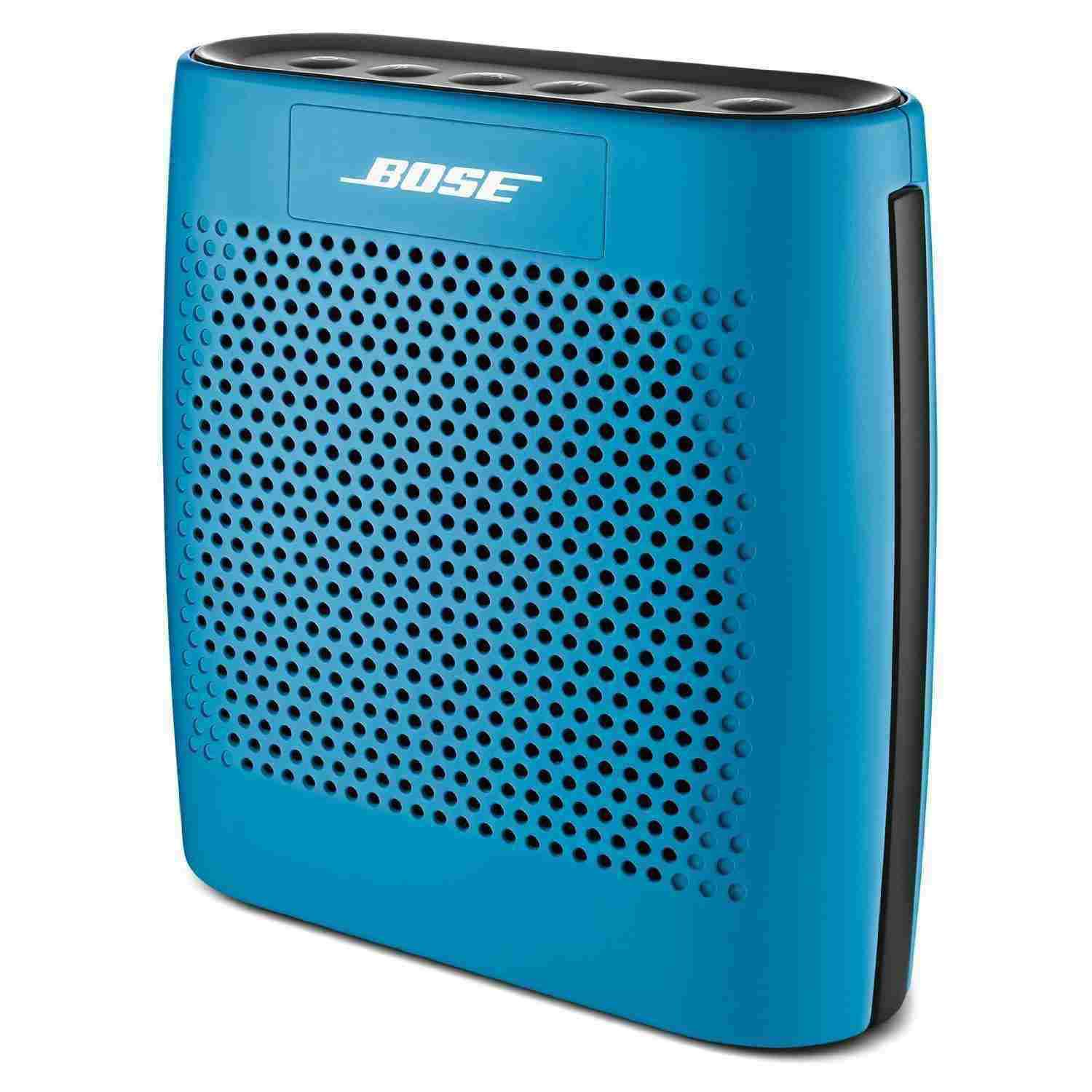 Bose SoundLink Colour Bluetooth Speaker Blue