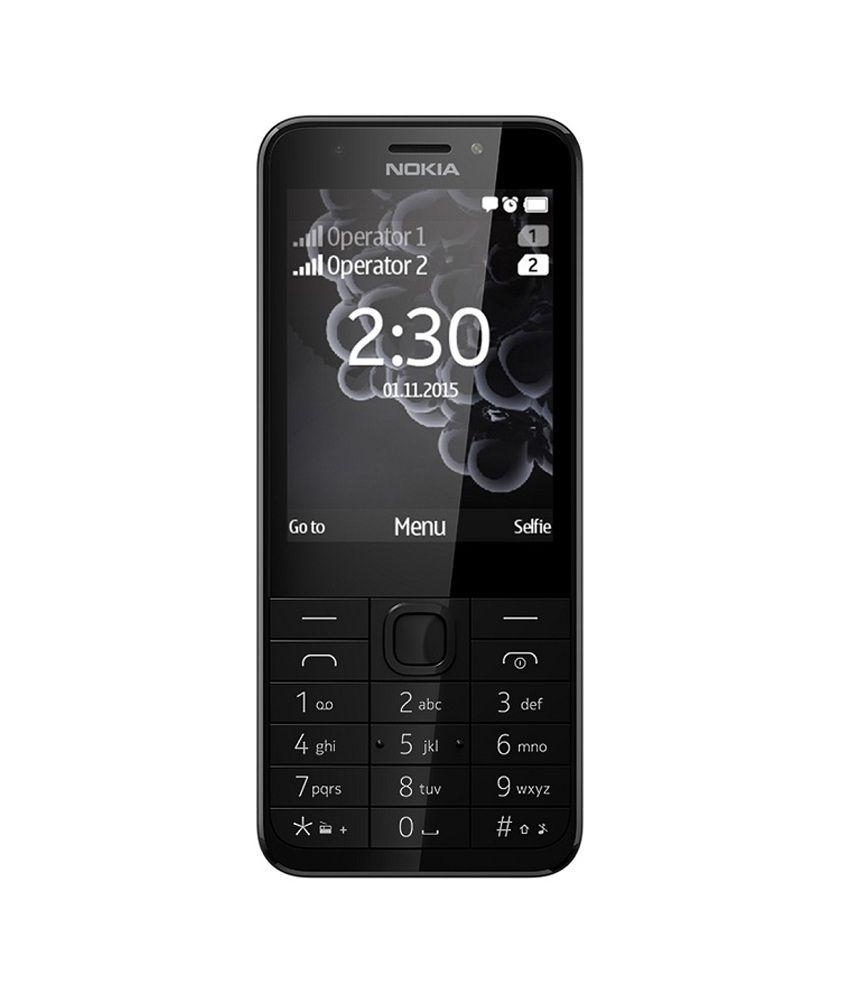 Nokia 230 (Dark Silver)