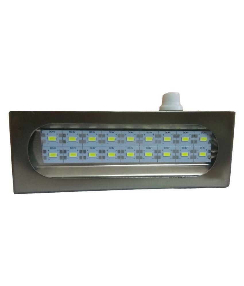 Homes Decor 12W Emergency Light Grey (ONELITE) Rechargeable LED ...