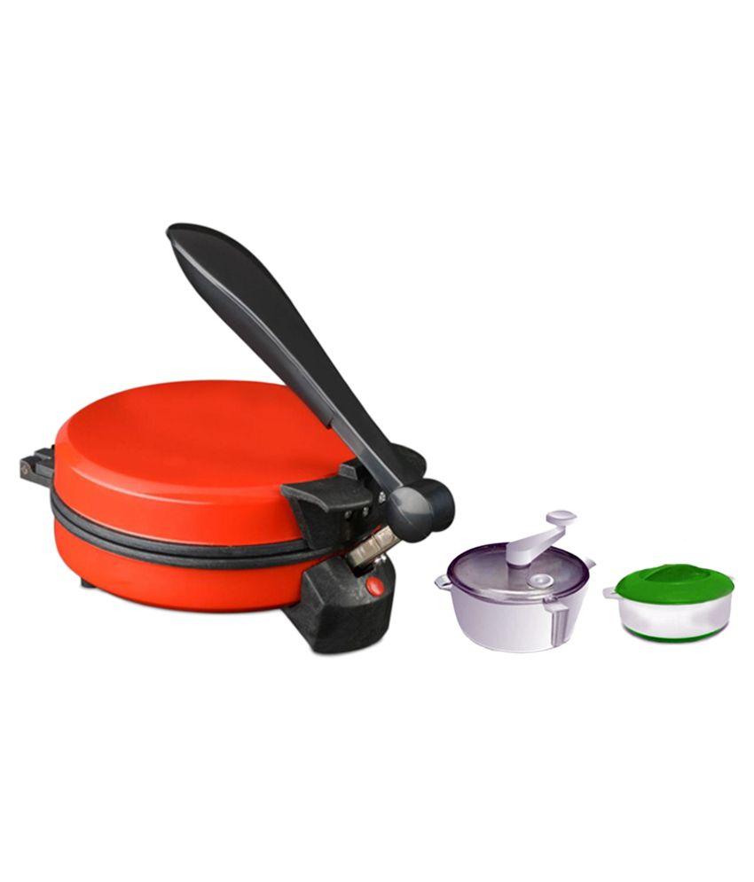 Spice Maxx SPROTI-R 1000 Watts Roti Maker