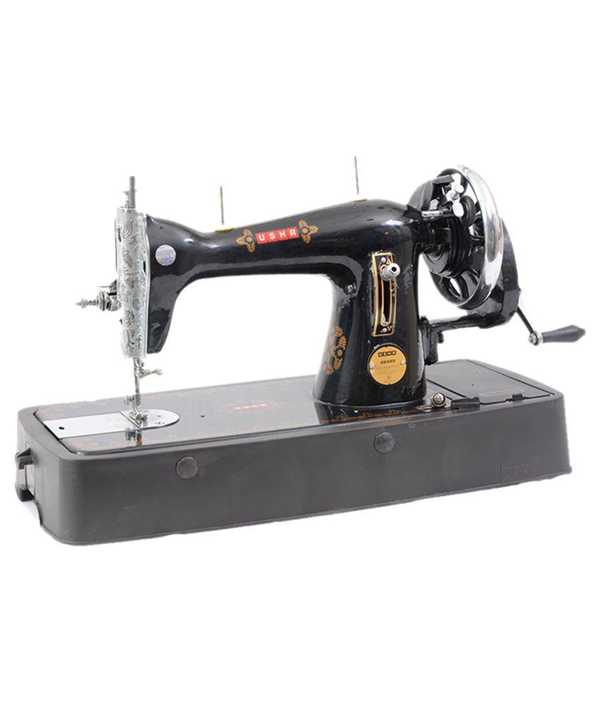 Usha Anand Sewing Machine Price in India - Buy Usha Anand ...