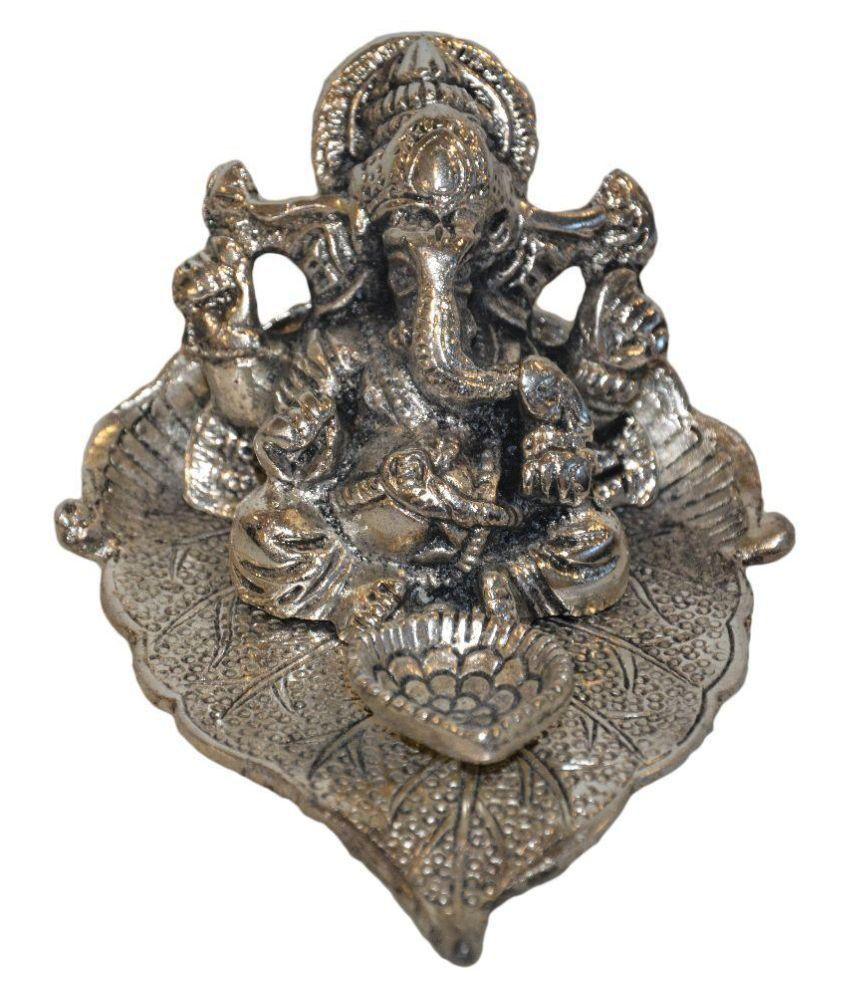 Vedic Deals Ganesha Iron Idol
