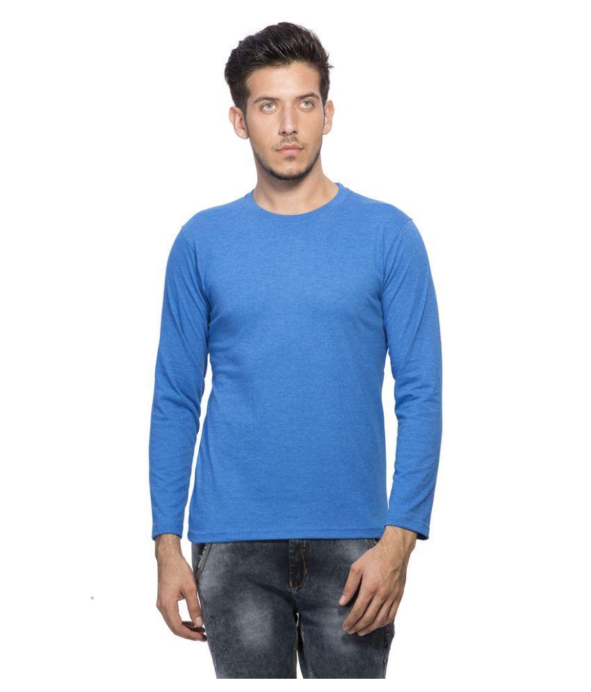 Clifton Blue Round T Shirt