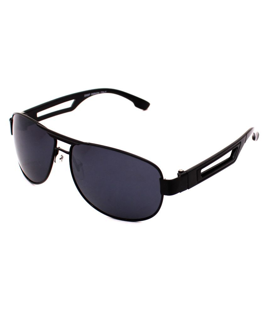 1eefc243cfea Just Colours Black Aviator Sunglasses ( JC-SG-994-BLK ) - Buy Just Colours  Black Aviator Sunglasses ( JC-SG-994-BLK ) Online at Low Price - Snapdeal