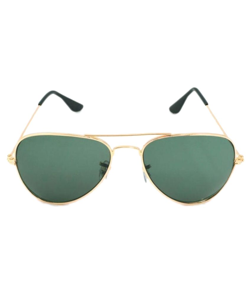 buy aviator sunglasses online  Louis Geneve Green Aviator Sunglasses - Buy Louis Geneve Green ...