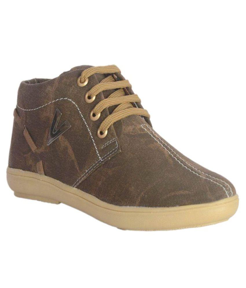 Lee Peeter Brown Boots