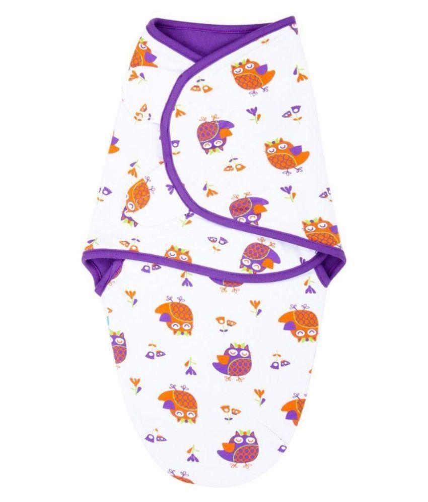 Snuggles Purple Baby Wraps