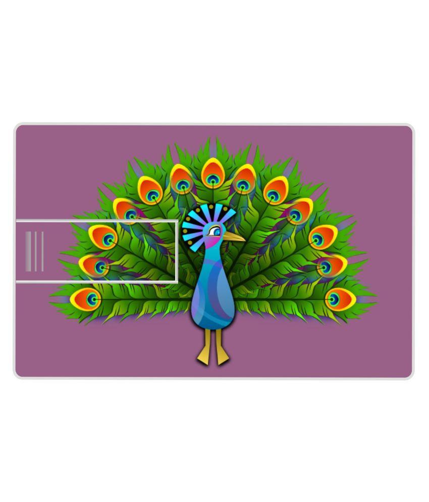 Topcolor 8 GB Pen Drives Multicolour