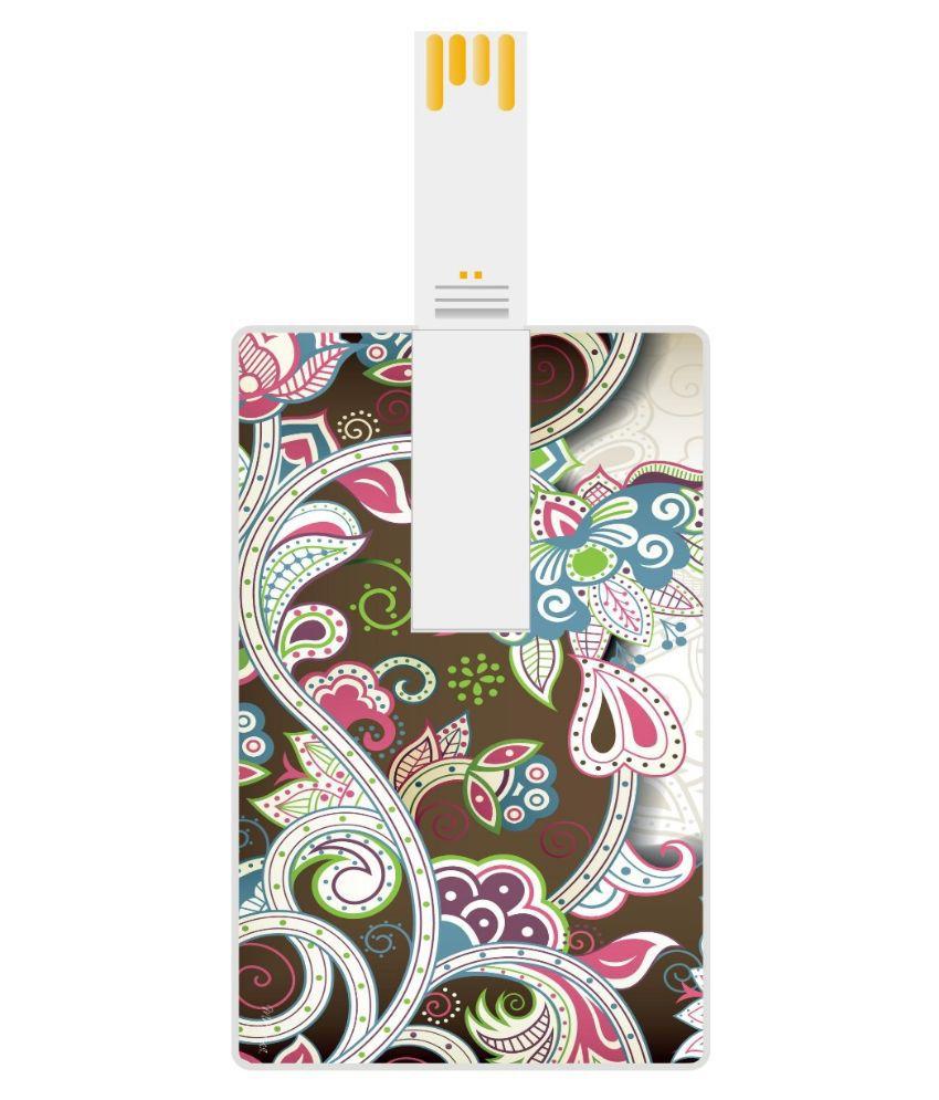 Topcolor 8 GB Pen Drives Multicolor