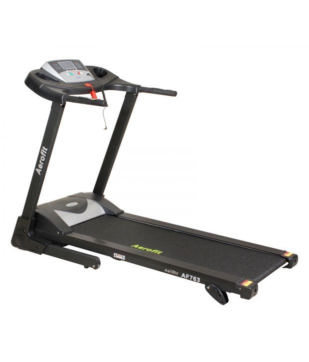 aerofit 2 0 hp motorized treadmill with digital concept