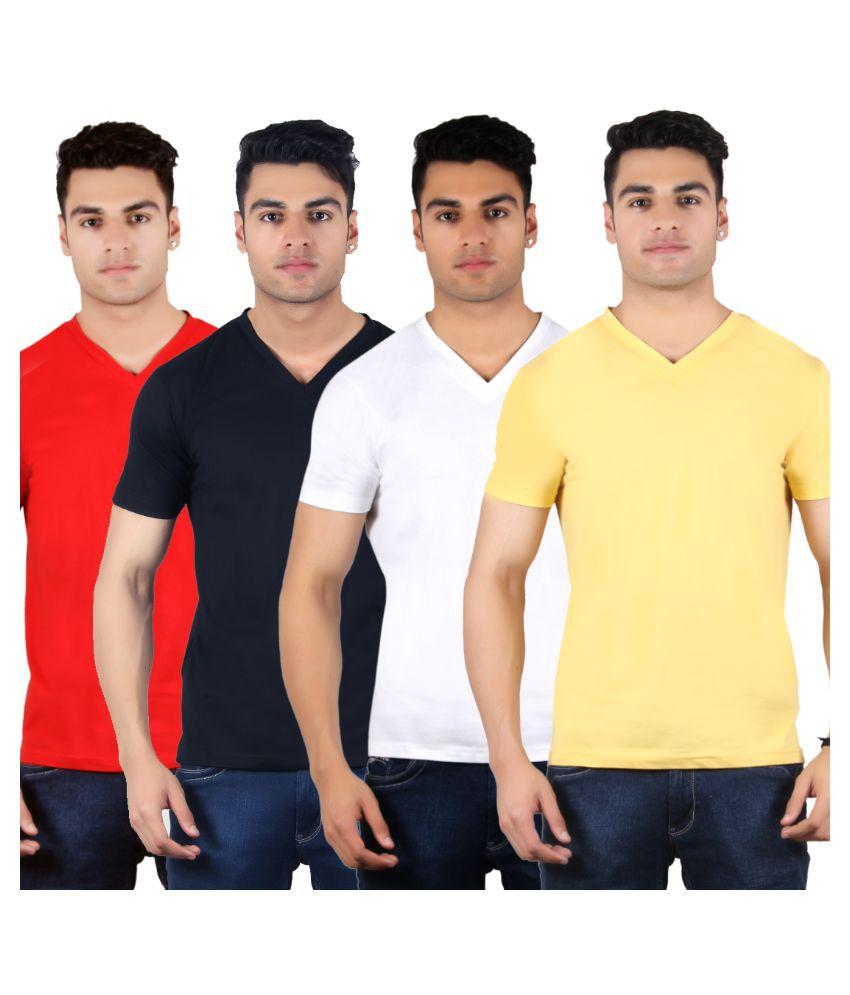 Diaz Multi Round T Shirt