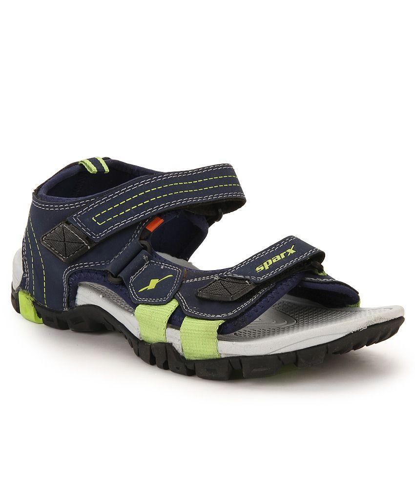 Sparx Navy Floater Sandals Buy Sparx Navy Floater