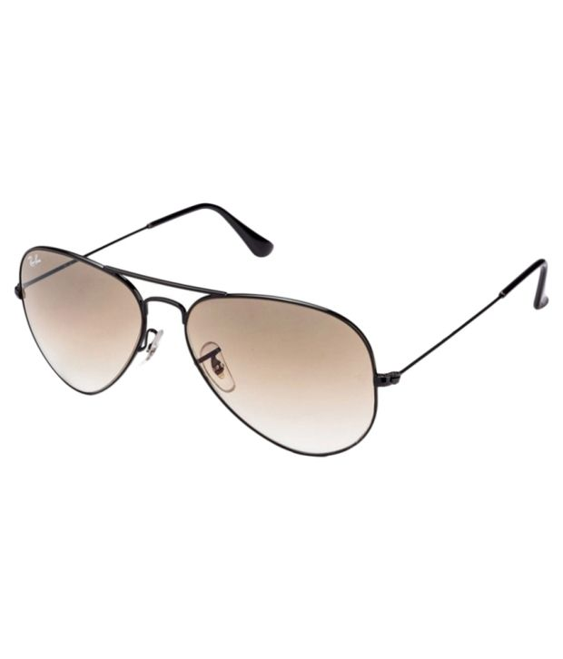 price ray ban aviator  Ray-Ban Brown Aviator Sunglasses (RB3025 002/51 58-14) - Buy Ray ...