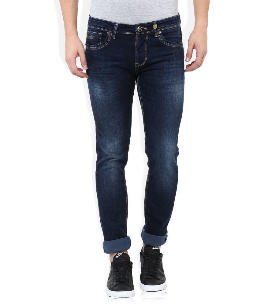 Lawman Pg3 Blue Skinny Fit Jeans
