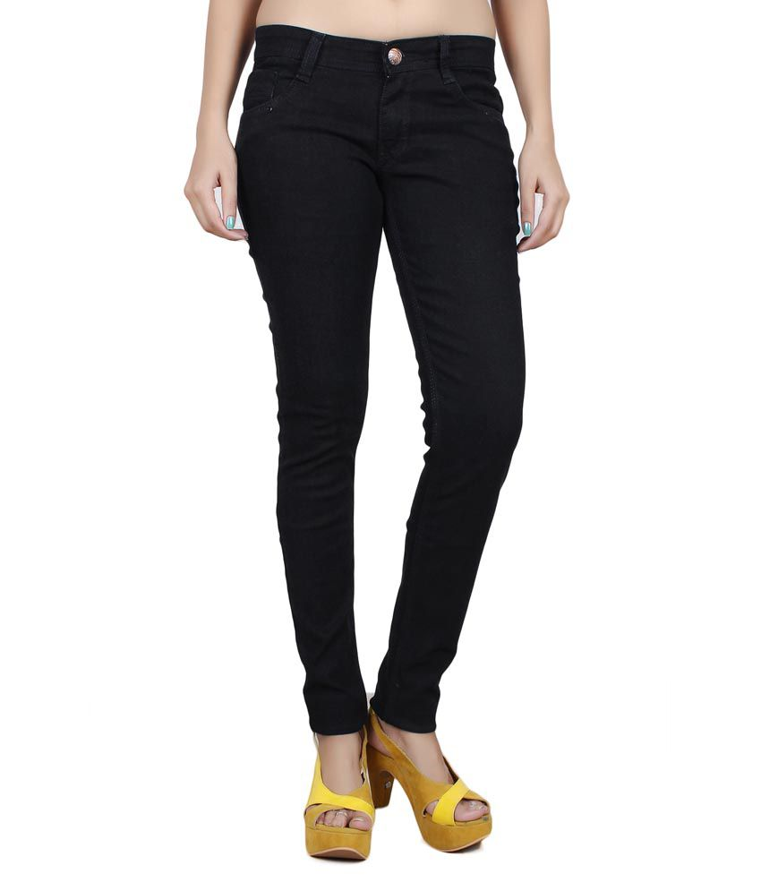 Studio Nexx Black Jeans Slim