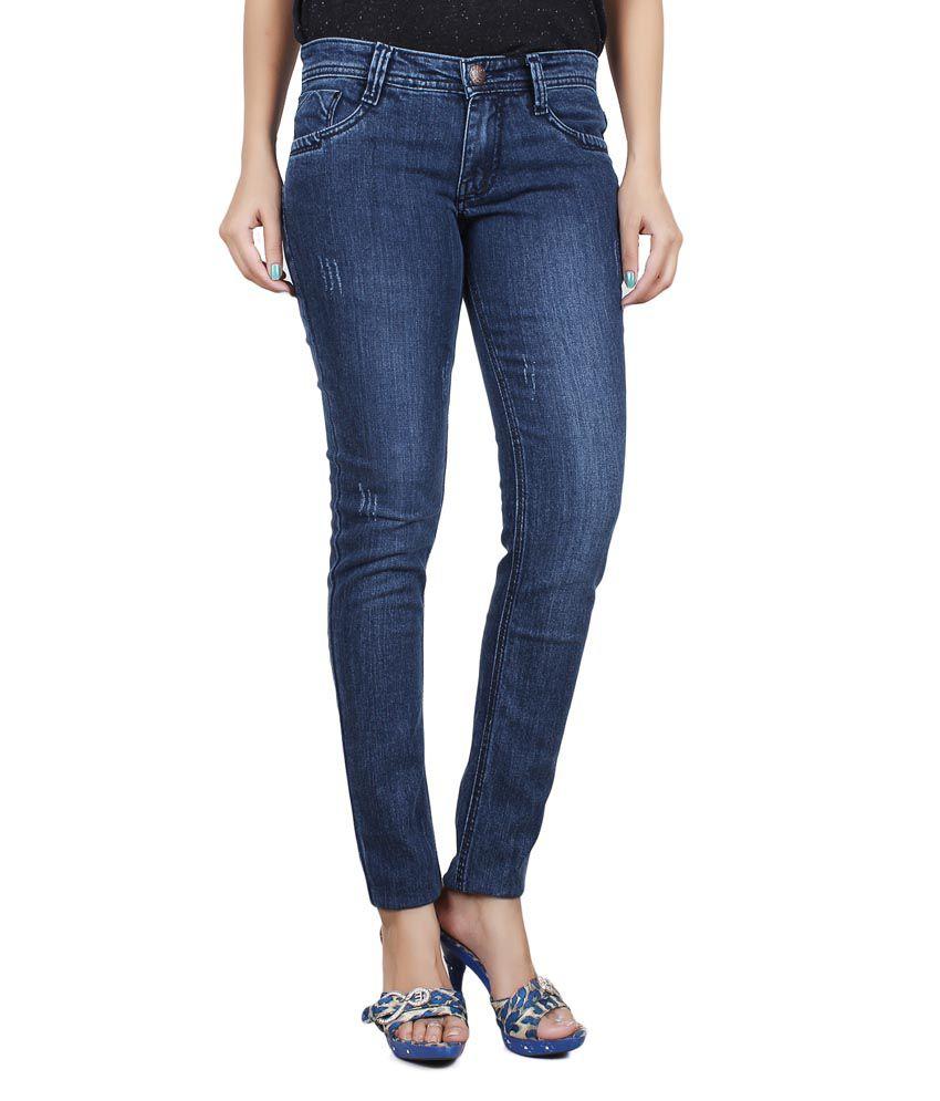 Studio Nexx Blue Jeans Slim