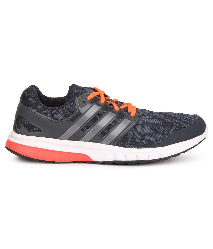 5e067f406714fb Adidas Galaxy Elite 2 M Black Sports Shoes - Buy Adidas Galaxy Elite ...
