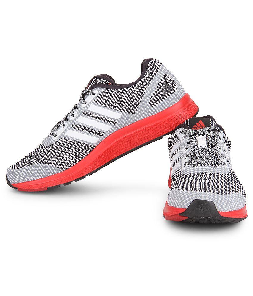 d37ffd20e23a2 Adidas Mana Bounce Gray Sports Shoes Adidas Mana Bounce Gray Sports Shoes  ...