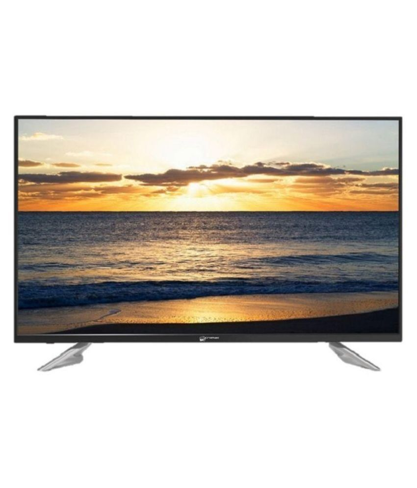 7cd56a7da Micromax 50C5220MHD 127 cm 50 Smart Full HD LED Television With 1 + 2 Year  Extended