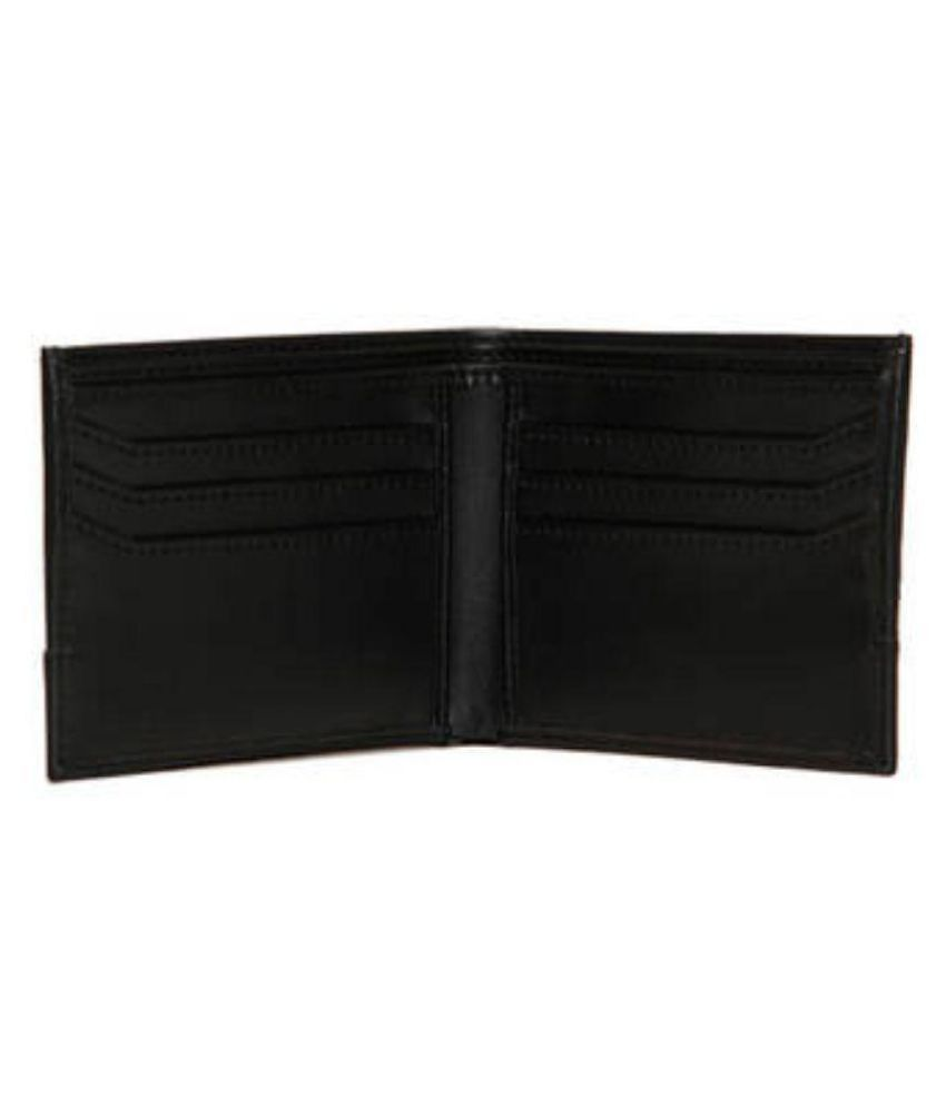 Bata Black Canvas Wallet For Men  Buy Online at Low Price in India ... 75793612e09
