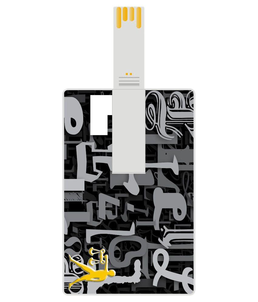 Topcolor PD1270 8 GB Pen Drives Black