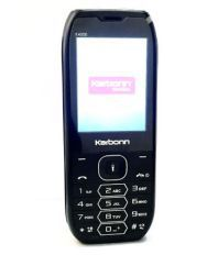 Karbonn K4000 ( Below 256 MB Black )